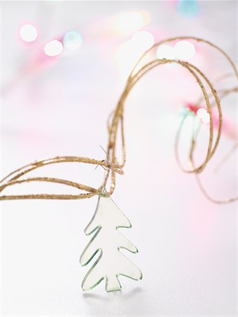 Christmas Ornament Stock Photo - Premium Royalty-Free, Code: 600-02264804