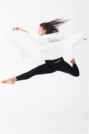 Portrait of Dancer Stock Photo - Premium Royalty-Free, Code: 600-02346563