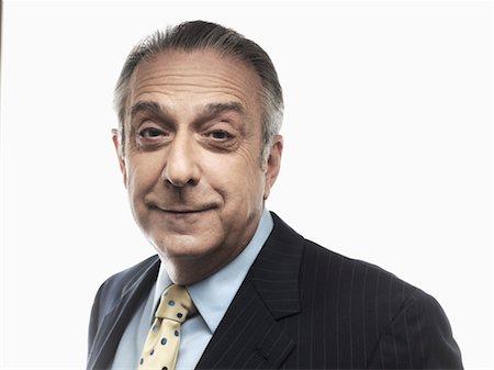 Portrait of Businessman Stock Photo - Premium Royalty-Free, Code: 600-02428784