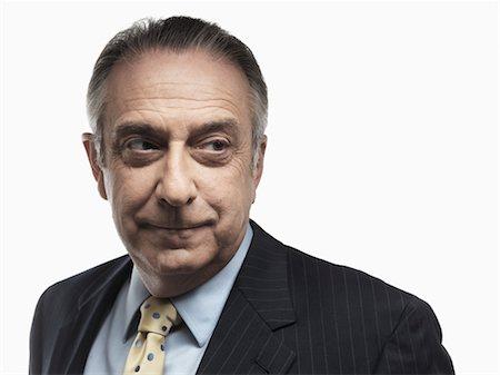 Portrait of Businessman Stock Photo - Premium Royalty-Free, Code: 600-02428785