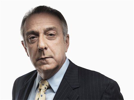 Portrait of Businessman Stock Photo - Premium Royalty-Free, Code: 600-02428786