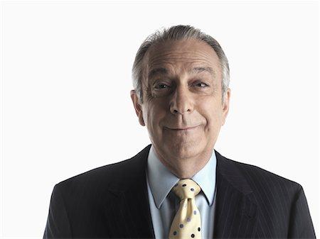 Portrait of Businessman Stock Photo - Premium Royalty-Free, Code: 600-02428780