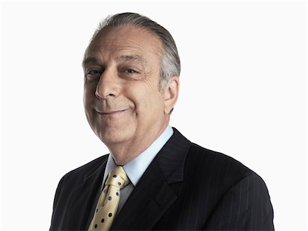 Portrait of Businessman Stock Photo - Premium Royalty-Free, Code: 600-02428781