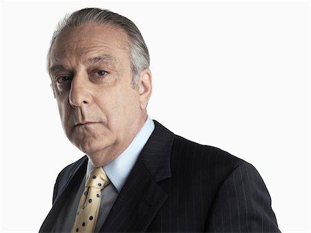 Portrait of Businessman Stock Photo - Premium Royalty-Free, Code: 600-02428782