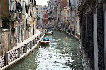 Canal, Venice, Veneto, Italy Stock Photo - Premium Royalty-Free, Code: 600-02633555