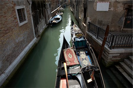 Canal, Venice, Veneto, Italy Stock Photo - Premium Royalty-Free, Code: 600-02633558