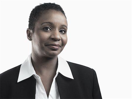 Portrait of Business Woman Stock Photo - Premium Royalty-Free, Code: 600-02670065