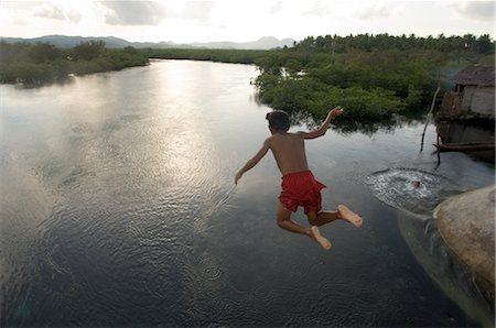 Siargao Island, Surigao del Norte, Mindanao, Philippines Stock Photo - Premium Royalty-Free, Code: 600-02738363