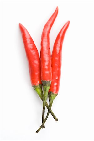 Hot Peppers Stock Photo - Premium Royalty-Free, Code: 600-02738511