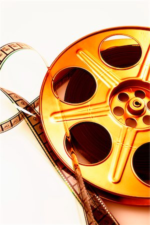 film strip - Film Reel Stock Photo - Premium Royalty-Free, Code: 600-02833198