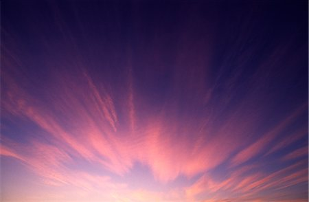 Sunset Stock Photo - Premium Royalty-Free, Code: 600-02886401