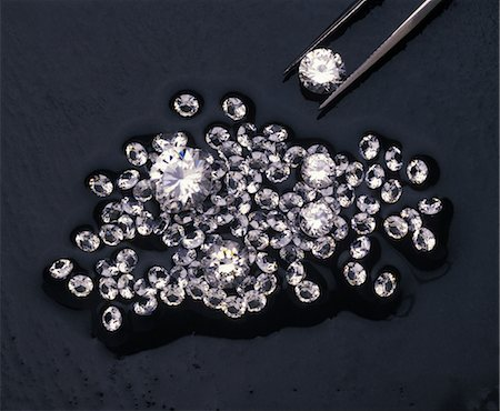 diamond - Diamonds Stock Photo - Premium Royalty-Free, Code: 600-02886505
