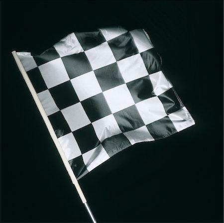 finish line - Motor Racing, Checkered Flag Stock Photo - Premium Royalty-Free, Code: 600-02886580