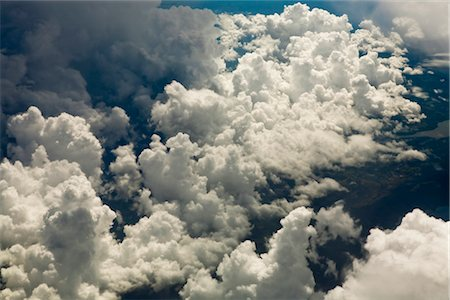 fluffy - Clouds Stock Photo - Premium Royalty-Free, Code: 600-02967457