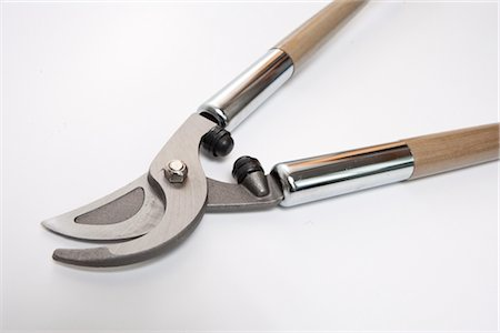 Close-up of Pruning Shears Stock Photo - Premium Royalty-Free, Code: 600-03005335