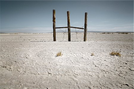 Salt Flat, Texas, USA Stock Photo - Premium Royalty-Free, Code: 600-03054137