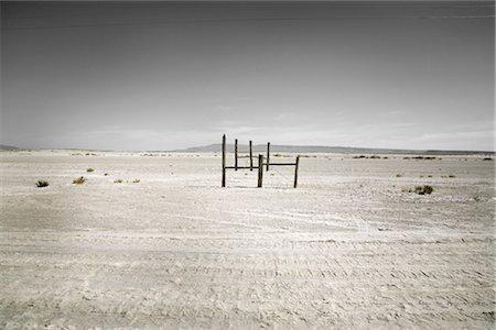 Salt Flat, Texas, USA Stock Photo - Premium Royalty-Free, Code: 600-03054138