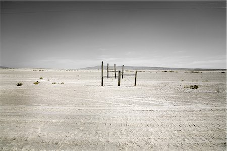 Salt Flat, Texas, USA Stock Photo - Premium Royalty-Free, Code: 600-03054138