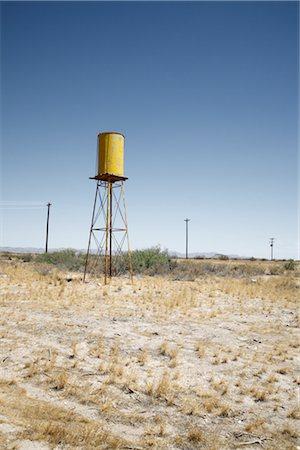 Salt Flat, Texas, USA Stock Photo - Premium Royalty-Free, Code: 600-03054153