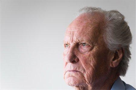 Portrait of Man Stock Photo - Premium Royalty-Free, Code: 600-03230182