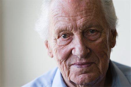 Portrait of Man Stock Photo - Premium Royalty-Free, Code: 600-03230183