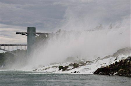 Niagara Falls, Ontario, Canada Stock Photo - Premium Royalty-Free, Code: 600-03240703