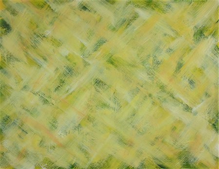 Painted Yellow and Green Textural Background Stock Photo - Premium Royalty-Free, Code: 600-03240782