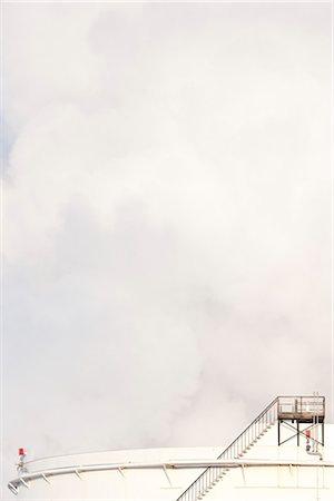 Refinery, Edmonton, Alberta, Canada Stock Photo - Premium Royalty-Free, Code: 600-03361656