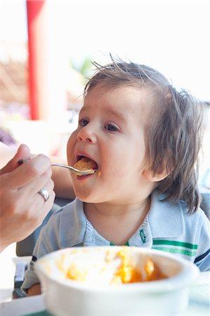 Mother Feeding Baby Boy, Mexico Stock Photo - Premium Royalty-Free, Code: 600-03456878