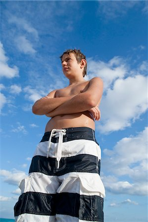 Portrait of Teenage Boy, Mexico Stock Photo - Premium Royalty-Free, Code: 600-03456889