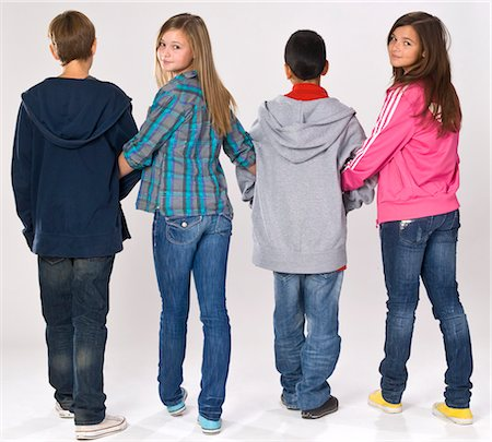 Group of Children Stock Photo - Premium Royalty-Free, Code: 600-03463156