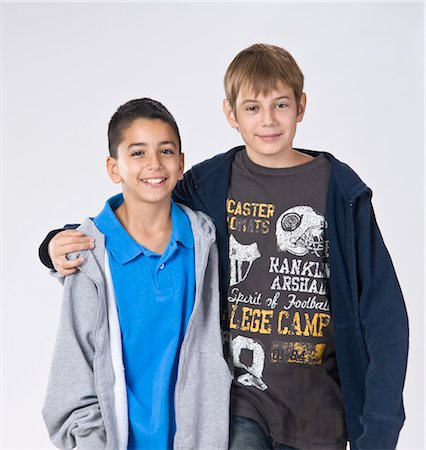 Portrait of Boys Stock Photo - Premium Royalty-Free, Code: 600-03463159