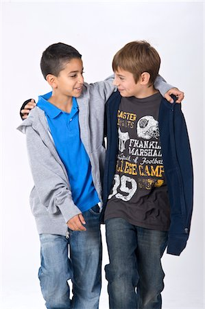 Portrait of Boys Stock Photo - Premium Royalty-Free, Code: 600-03463160