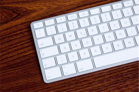 Close-up of Computer Keyboard Stock Photo - Premium Royalty-Free, Code: 600-03537949