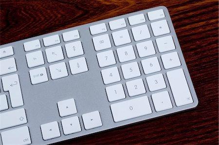 Close-up of Computer Keyboard Stock Photo - Premium Royalty-Free, Code: 600-03537951