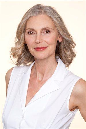 Portrait of Woman Stock Photo - Premium Royalty-Free, Code: 600-03556558