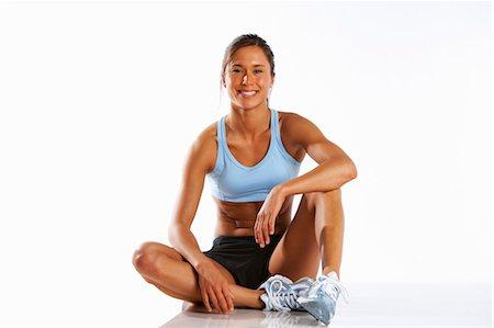 Portrait of Woman Stock Photo - Premium Royalty-Free, Code: 600-03563797