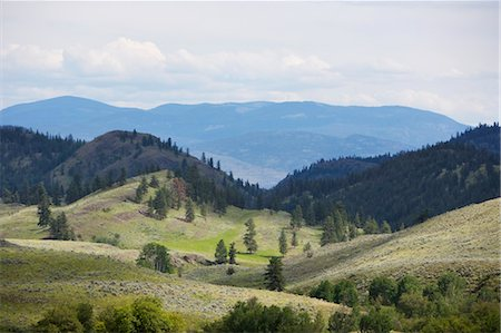 Landscape, British Columbia, Canada Stock Photo - Premium Royalty-Free, Code: 600-03586910