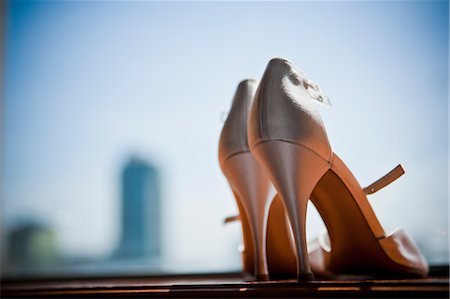special event - Close-up of Wedding Shoes Stock Photo - Premium Royalty-Free, Code: 600-03587093