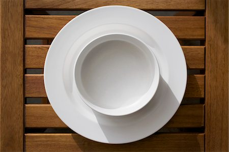 Empty Bowl Stock Photo - Premium Royalty-Free, Code: 600-03681989