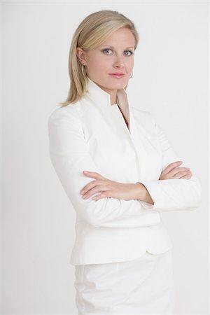 Portrait of Businesswoman Stock Photo - Premium Royalty-Free, Code: 600-03697011