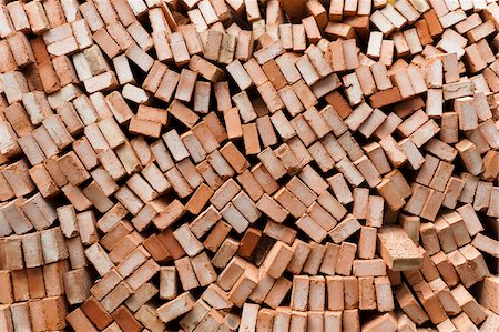 Bricks, 798 Art District, Dashanzi, Chaoyang District, Beijing, China Stock Photo - Premium Royalty-Free, Code: 600-03698080