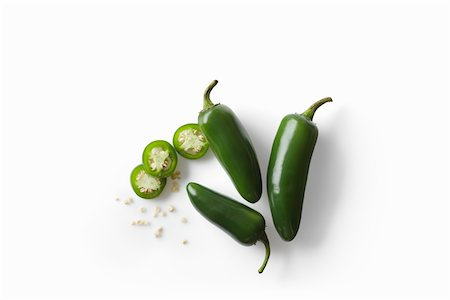 spicy - Jalapeno Peppers Stock Photo - Premium Royalty-Free, Code: 600-03698144