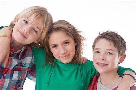 Portrait of Teenagers Stock Photo - Premium Royalty-Free, Code: 600-03734618