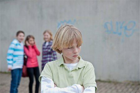 Teenagers, Mannheim, Baden-Wurttemberg, Germany Stock Photo - Premium Royalty-Free, Code: 600-03738182