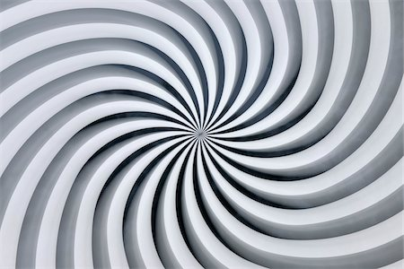 spiral - Spiral Pattern Stock Photo - Premium Royalty-Free, Code: 600-03762439