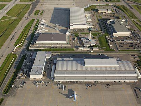 Lester B Pearson International Airport, Toronto, Ontario, Canada Stock Photo - Premium Royalty-Free, Code: 600-03777127