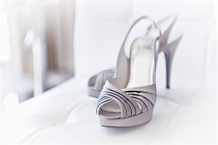 High Heeled Shoes Stock Photo - Premium Royalty-Free, Code: 600-03778408