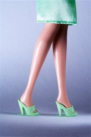 Doll Legs Stock Photo - Premium Royalty-Free, Code: 600-03815161