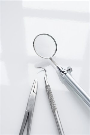 dentistry - Dentistry Tools Stock Photo - Premium Royalty-Free, Code: 600-03836325